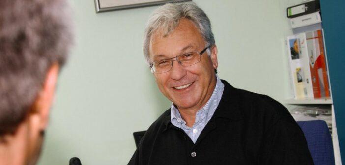Im Interview mit Hans-Jürgen Schwarzer: Norbert Ruths von der ESR Bolender Haustechnik GmbH