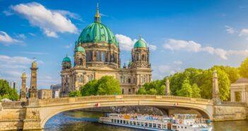 Firmensitz in Berlin: Die drei besten Lagen für Start-ups