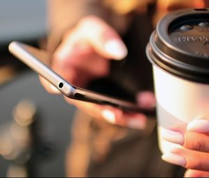 "Mobile-Marketing erreicht Kunden ""To-Go""."