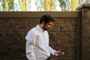 Der Kunde möchte einen besonderen Nutzen aus dem Erhalt von SMS ziehen.
