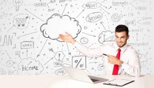 IT-Infrastruktur und IT-Betrieb erfordern komplexe Prozesse. Den Überblick behält nur, wer gut organisiert. (#1)