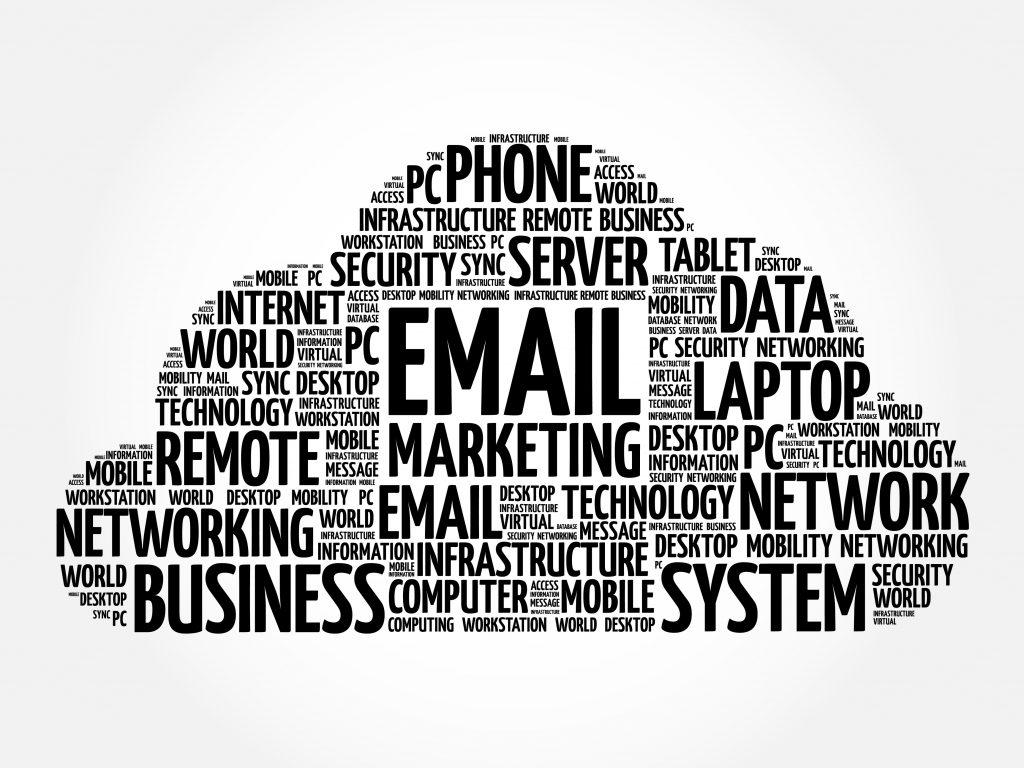 Die Firma UNLIMITED EMAILS von Thomas Wos beschäftigt sich im Kern mit E-Mail-Marketing. (#01)