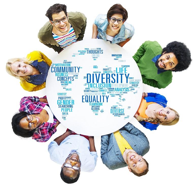 Multi Kulti viele unterschiedliche Kulturen, Sprachen und Gebräuche der Boden für Missverständnisse