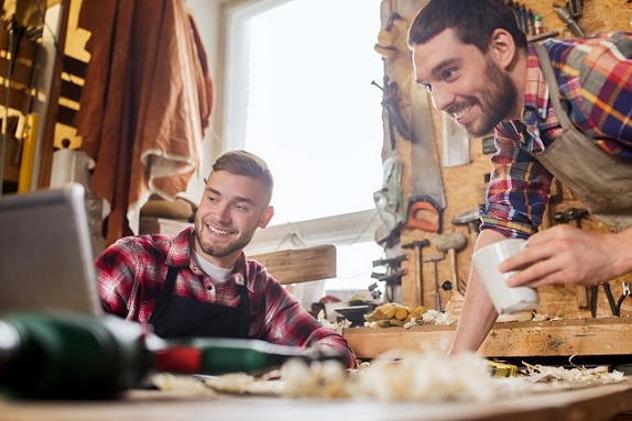 Auch kleine Firmen profitieren vom perfekten Tool