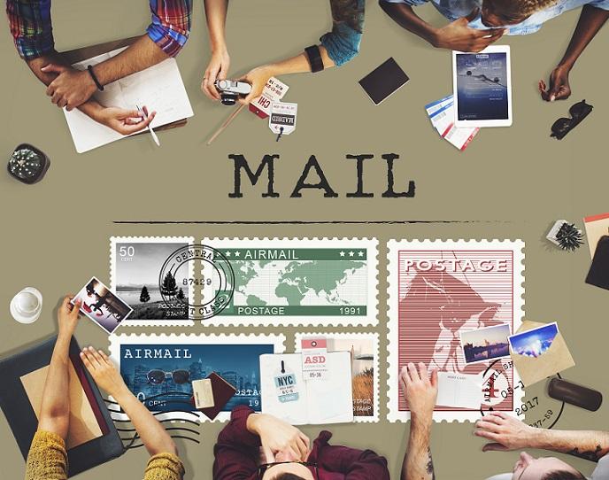 Unvorstellbar in der heutigen Zeit noch mit Briefen die Anzahl der Kunden zu erreichen, die man heutzutage per Mail erreicht