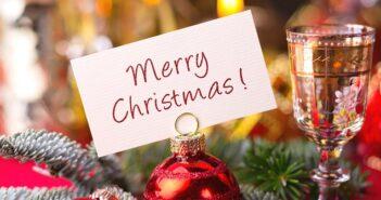 Weihnachtsgrüße an Kunden: Eine tolle Idee um Danke für die Geschäftsbeziehung im vergangenen Jahr zu sagen