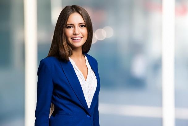 Frauen haben bei der klassischen Businesskleidung etwas mehr Auswahl.