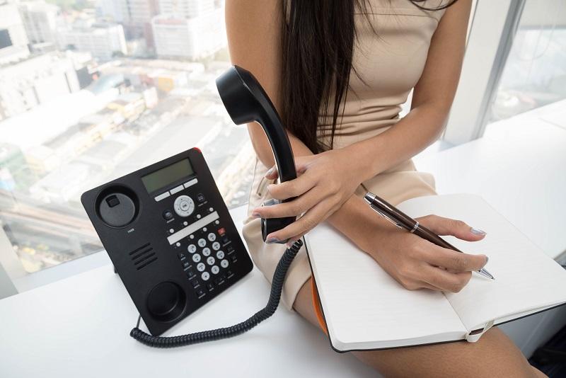 Die Telefonnummer kann auch direkt bei einem VoIP-Anbieter beantragt werden. (#02)