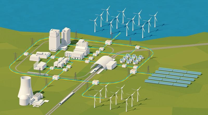 Generell kommt es bei der dauerhaften Umstellung auf regenerative Energien nicht nur auf die Stimmung der Energieabnehmer an, sondern in erster Linie auf das zur Verfügung gestellte System der Infrastruktur. (#02)