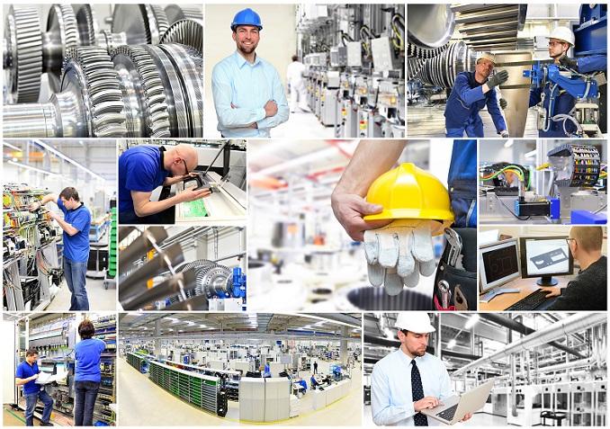 Anlagenbau bezeichnet die Errichtung technischer Anlagen, welche eine Vielzahl an unterschiedlichen Disziplinen vereint. (#02)