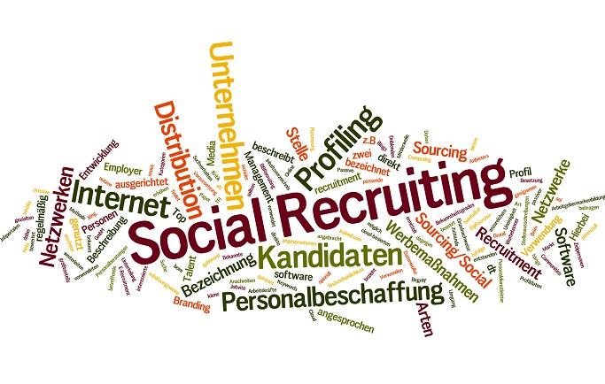 Auf welchen Kanälen Employer Branding kommuniziert am besten kommuniziert wird, ist abhängig von der angepeilten Zielgruppe. Grundsätzlich gilt, dass kein Weg an den sozialen Medien vorbeiführt. (#02)