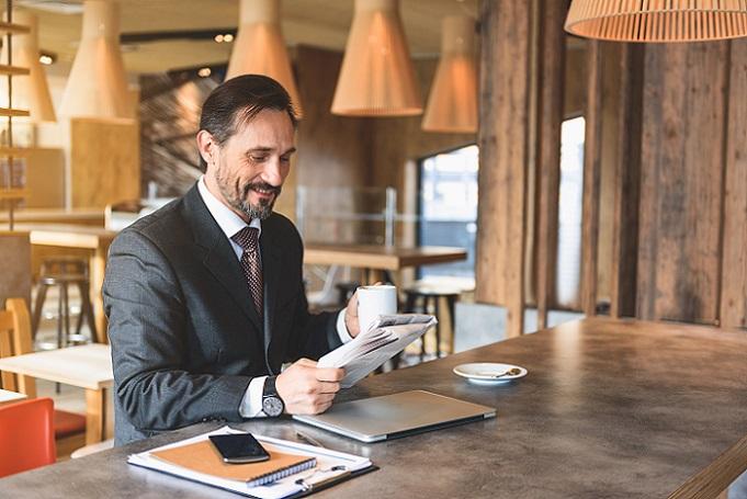 Ohne Smartphone geht im Business heutzutage nichts mehr. (#02)