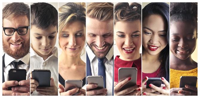 Wer ein Smartphone sucht, der hat auf dem Markt eine riesige Auswahl. Denn schließlich sind die Ansprüche der Nutzer unterschiedlich. (#01)