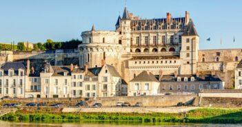Beim Camping Loire-Schlösser erkunden