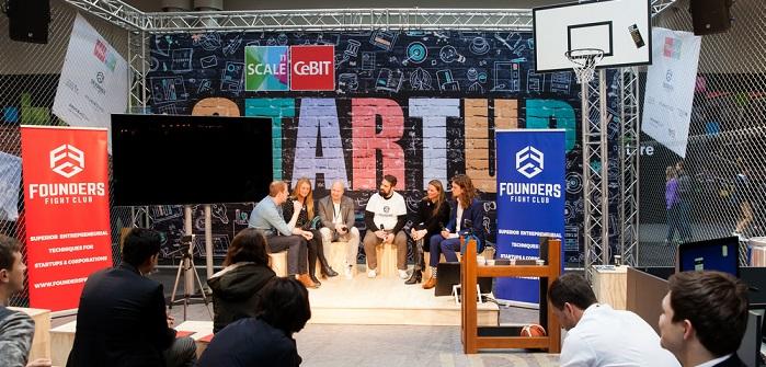 Startup Pitch - das Gewinnen von potenziellen Geldgebern und Kunden