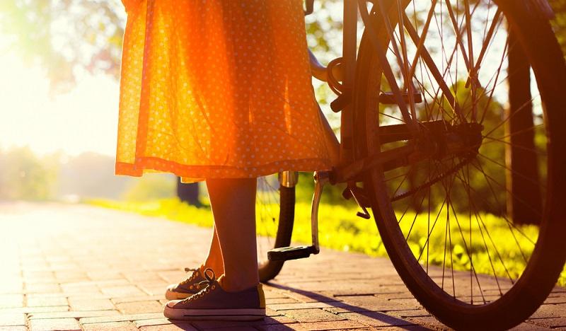 Die App nur für Frauen sorgt dafür, dass die körperlichen Veränderungen im Zyklus nachverfolgbar werden.(#04)