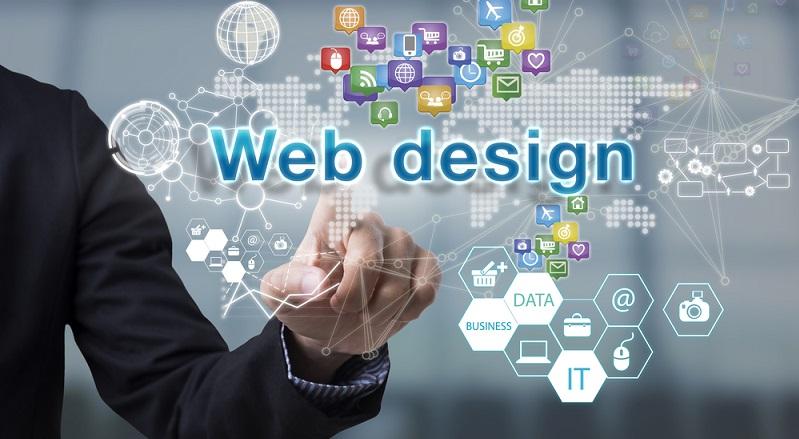 Die professionellen Webdesigner kümmern sich nur um das Layout und ein paar Unterseiten. Teilweise bauen sie einen kompletten Online-Shop auf.