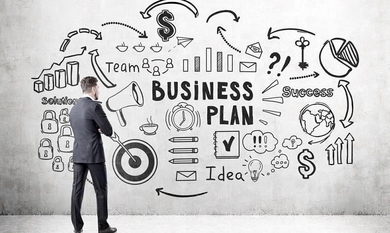 Damit die Kunden einen auch finden, benötigen die Existenzgründer eine maßgeschneiderte Website und einen unverwechselbaren Firmenauftritt. Das ebnet den Weg zum unternehmerischen Erfolg, sodass der Businessplan auch tatsächlich realisiert werden kann. (#01)