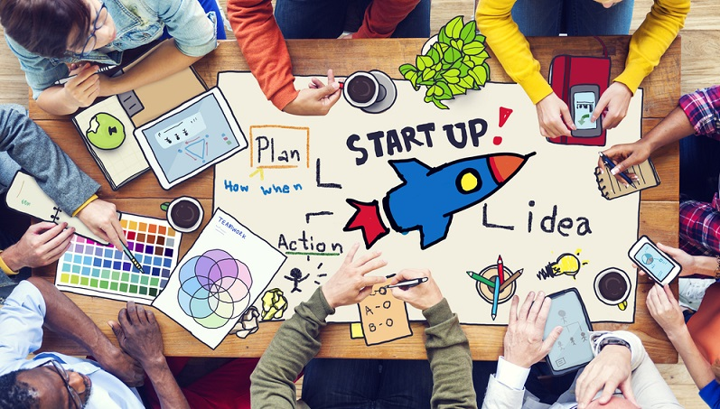 Start-ups sind im Grunde also auch Existenzgründer, wollen aber möglichst weit nach oben kommen. Sie müssen innovativ und wachstumsstark sein. Das heißt, das Unternehmenswachstum muss innerhalb kürzester Zeit ein Höchstmaß erreichen und steigt überproportional an. (#01)