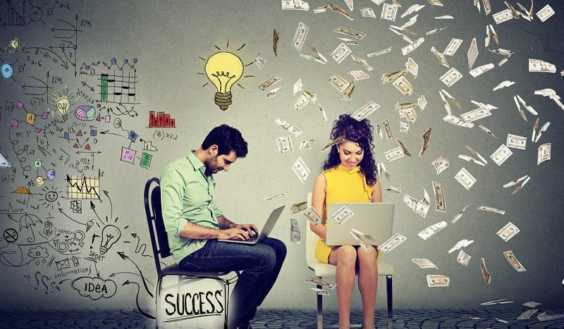 Kapital ist gerade für junge Unternehmen ein wichtiges Thema. Sie sind immer auf der Suche nach guten Kapitalgebern und möchten diesen natürlich auch etwas bieten. (#02)