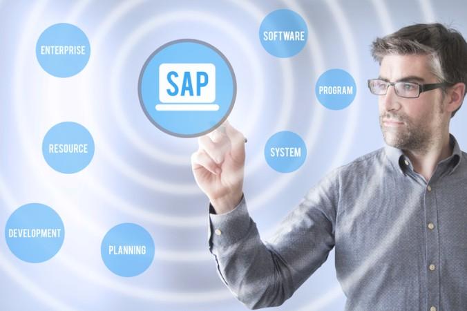 Im Bild ist eine grobe Übersicht über die Aufgabenbereiche einer SAP-Fachkraft zu sehen. (#2)