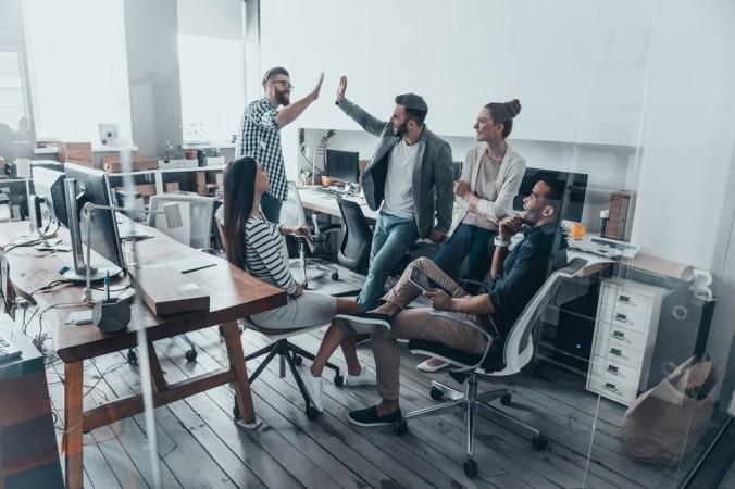 Ist die passende Umschulung gefunden, steht einer Menge SAP Spaß und einem erfolgreichem Abschluss nichts im Wege. (#5)