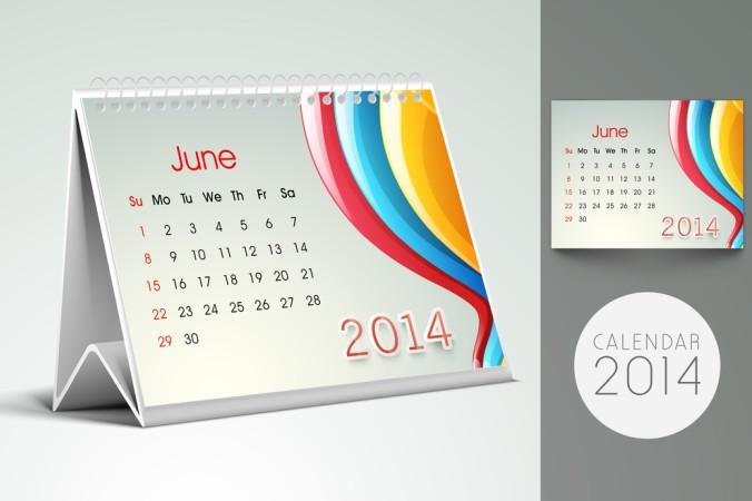 Saisonale Werbemittel, wie beispielsweise Kalender, biten nur eine begrenzte Haltbarkeit. Hier müsste man regelmäßig mit neuen Motiven das bevorstehende Jahr nachschieben. (#2)