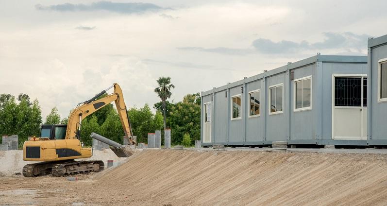 Die verschiedenen Arten der Container können passend zu dem jeweiligen Vorhaben ausgewählt werden. (#01)