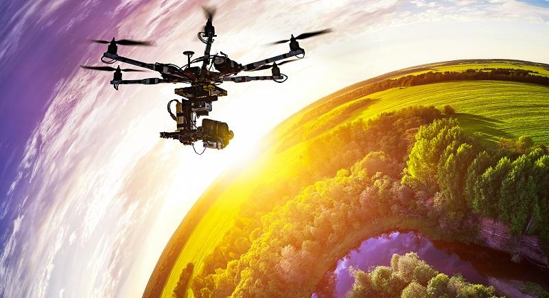 Fliegende Geräte in der Supply Chain? Drohnen sind auch hier der absolute Trend und versprechen die so dringend gewünschte Mobilität. (#02)