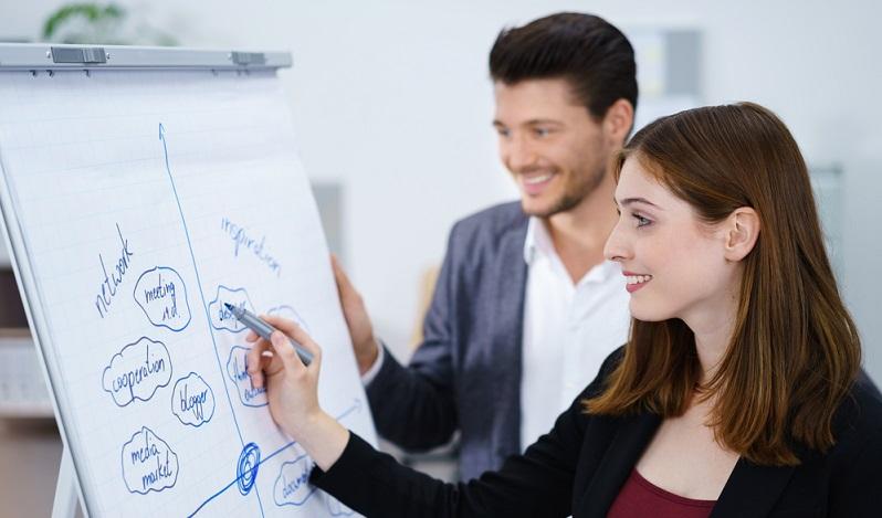 Mitarbeiter einstellen und motivieren: Gemeinsamkeiten verbinden nicht nur auf privater Ebene, sondern auch im beruflichen Kontext. (#03)