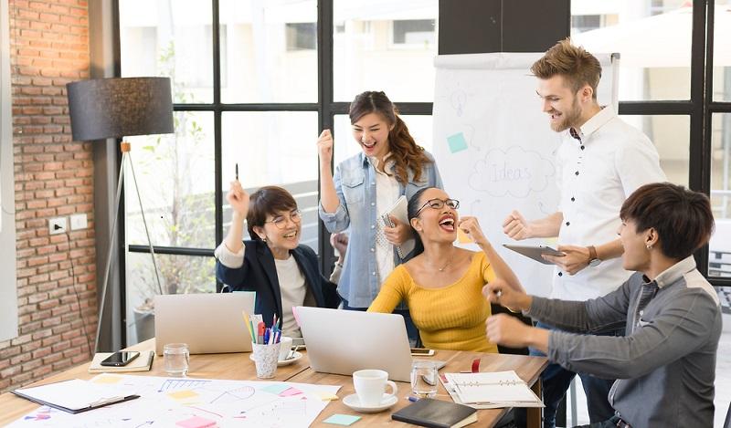Im Grunde handelt es sich um einen Marketingbegriff, denn mit Start-ups werden meist positive Eigenschaften wie der unbedingte Wille zum Erfolg assoziiert. (#01)