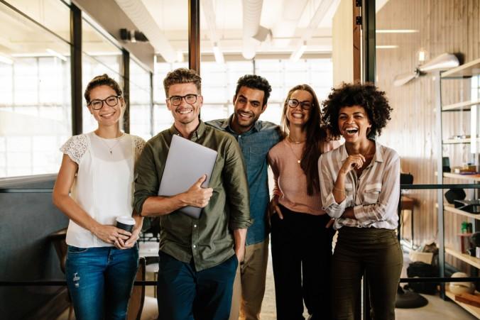 Wer sein eigenes Unternehmen gründen möchte, macht das am besten in Zusammenarbeit mit anderen Gründern, ein Zusammenschluss in einem Startup Hub kann sehr hilfreich sein. (#2)