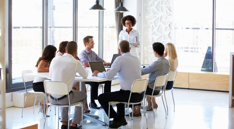 Gerade in den Start-ups legt man daher großen Wert auf eine innovative Einrichtung. (#01)