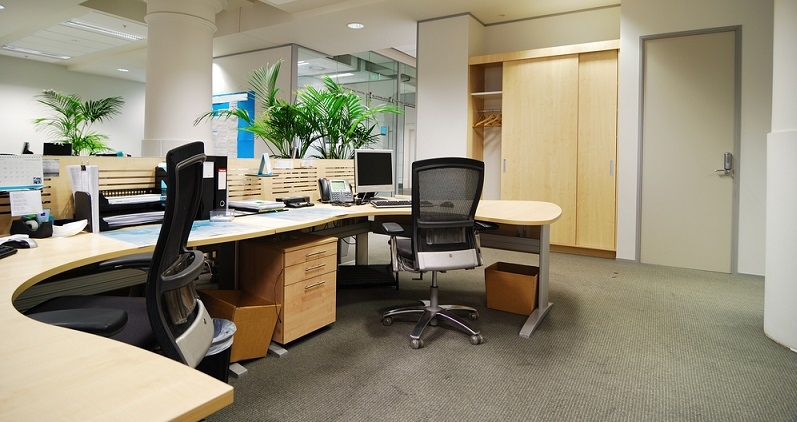 Immer mehr Unternehmer erkennen, wie wichtig ein angenehm gestalteter Arbeitsplatz ist. (#04)
