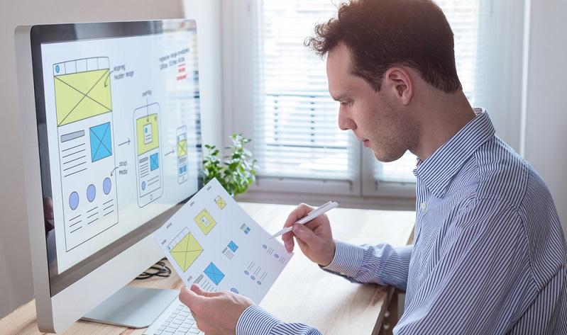 Tausende Design-Vorlagen, die im World Wide Web in der Regel für kleines Geld erhältlich sind, machen es Startups unglaublich einfach, eine eigene Homepage mit eingebundenem Online-Shop zu erstellen, die dazu auch noch gut und vor allem professionell aussieht. (#02)