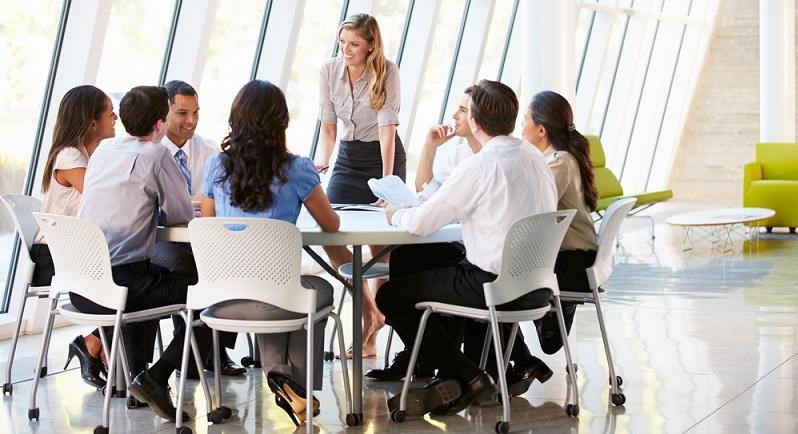 Bei großen Unternehmen müssen daher alle Bereiche zusammen arbeiten, um eine aussagekräftige Bilanz zu erstellen. (#01)