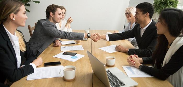 Unternehmer als Vermittler: Wirtschaftliche Potenziale entdecken