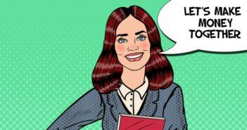 Schnelles Geld verdienen als Frau: Von 2 Machosprüche und 3 wirklich gute Tipps