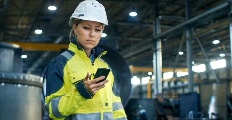 Der Chef stellt ein Smartphone zur Verfügung und Sie können damit nach Lust und Laune telefonieren?