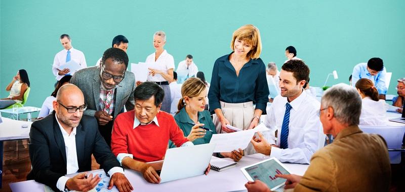 Die Vorteile der Nutzung von Coworking Spaces sind längst erkannt und stehen als Alternative für ein virtuelles Büro zur Verfügung.