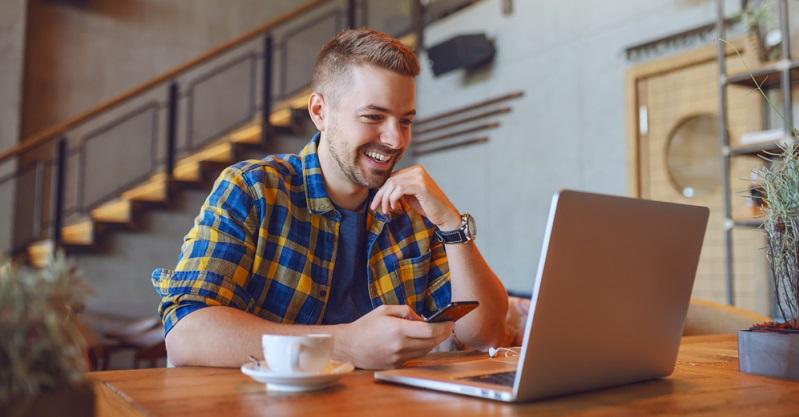 Geld im Internet verdienen mit einem Online Shop.