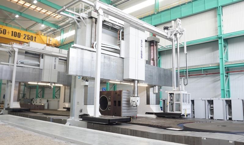 Die Industrie und vor allem die Metallbearbeitung kommen ohne Werkzeugmaschinen nicht aus.