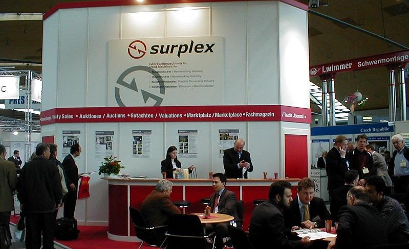 Schon die Firmengründer von Surplex waren der Ansicht, dass nichts so stark sei wie eine Idee, deren Umsetzung längst fällig ist.