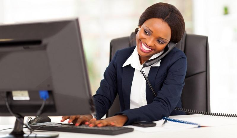 Jeder Kunde muss so einfach wie möglich an den Service des Unternehmens gelangen können. ( Foto: Shutterstock-michaeljung)