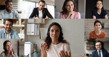 Kommunikation für Gründer: Digitale Kommunikation wird Normalität ( Foto: Shutterstock-fizkes)