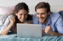 Der Onlinekredit volldigital: bequem von zu Hause aus beantragen ( Foto: Shutterstock-fizkes )