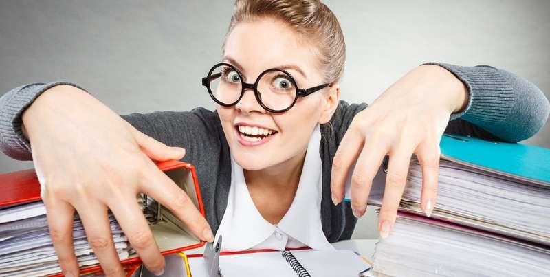 Die doppelte Buchführung ist für Unternehmer, die nicht Kleinunternehmer oder Freiberufler sind, gesetzlich vorgeschrieben. ( Foto: Shutterstock- Anetlanda ) _