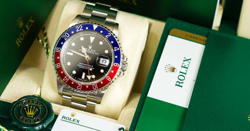 Wer eine Rolex gebraucht kaufen möchte, muss meist immer noch Preise im Tausenderbereich hinnehmen. ( Foto: Shutterstock-  INTERPRO_)