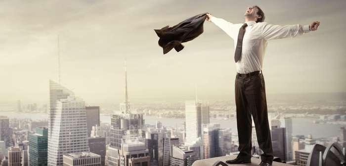Schritt für Schritt ein neues Unternehmen gründen ( Foto: Shutterstock- Ollyy)